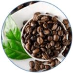 Cafeină anhidră naturală