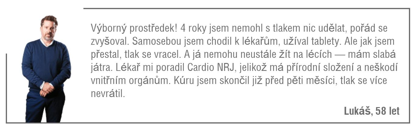 Cardio NRJ názory