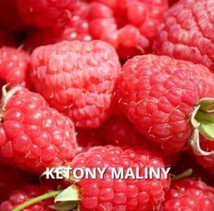 KETONY MALINY