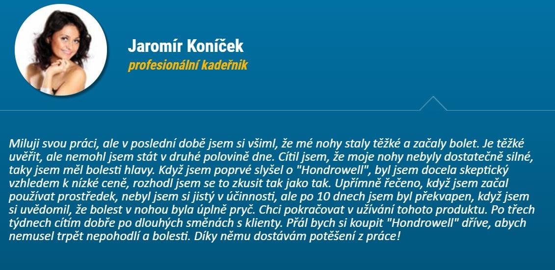 Hondrowell recenze