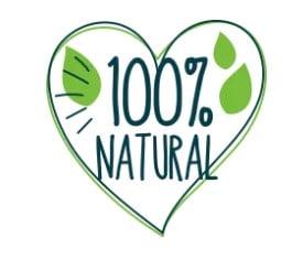 100% přírodní ingredience