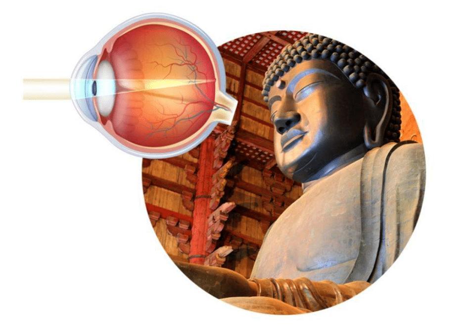 Co je ájurvéda a způsob boje proti vadám zraku