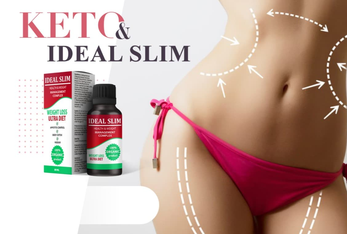 Keto Ideal Slim