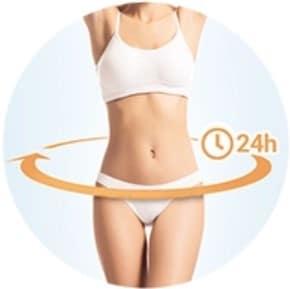 Spalování tuků 24 denně