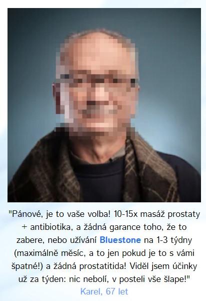 Bluestone recenze