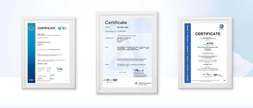 Friocard získal nejen povinnou certifikaci, ale rovněž dobrovolnou