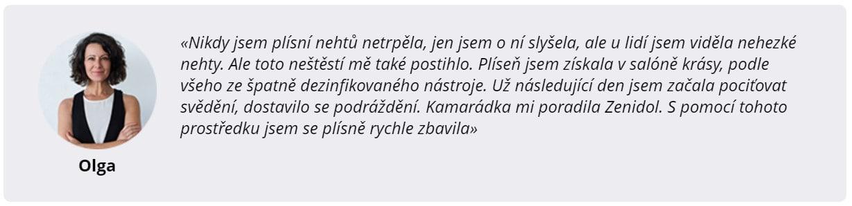 Zenidol recenze