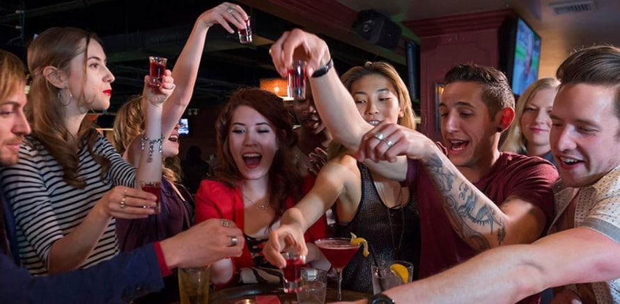 NEEXISTUJE ŽÁDNÁ NORMA ALKOHOLU