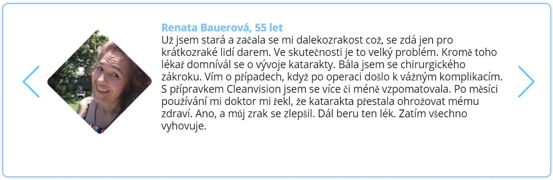 recenze Clean Vision